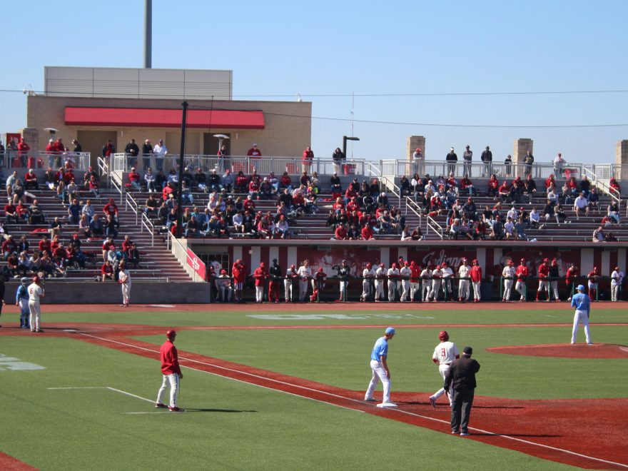 Hoosiers bat against San Diego at Bart Kaufman Field