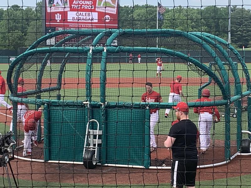 Batting Practice 5/22/2021